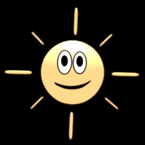 Happy Summer Emoji messages sticker-4