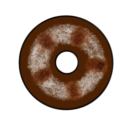 Donut Stickerz messages sticker-9