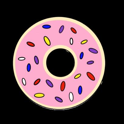 Donut Stickerz messages sticker-0