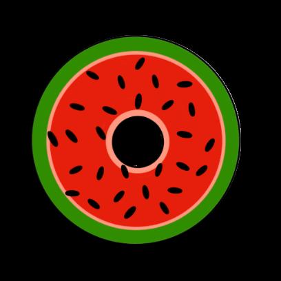 Donut Stickerz messages sticker-6
