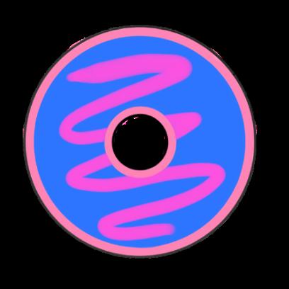 Donut Stickerz messages sticker-2