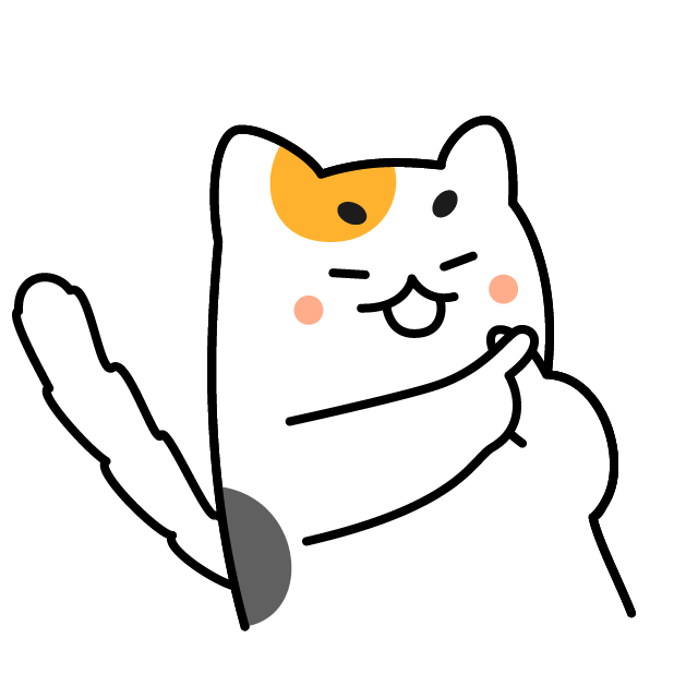 Nyamoonee's daily life Sticker messages sticker-5