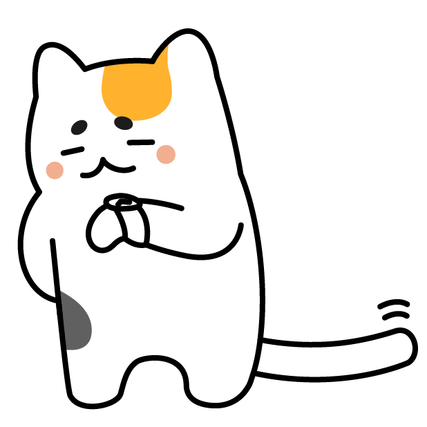 Nyamoonee's daily life Sticker messages sticker-10