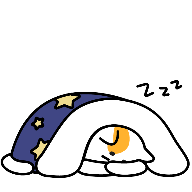 Nyamoonee's daily life Sticker messages sticker-8