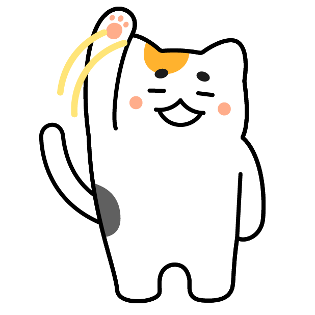 Nyamoonee's daily life Sticker messages sticker-4