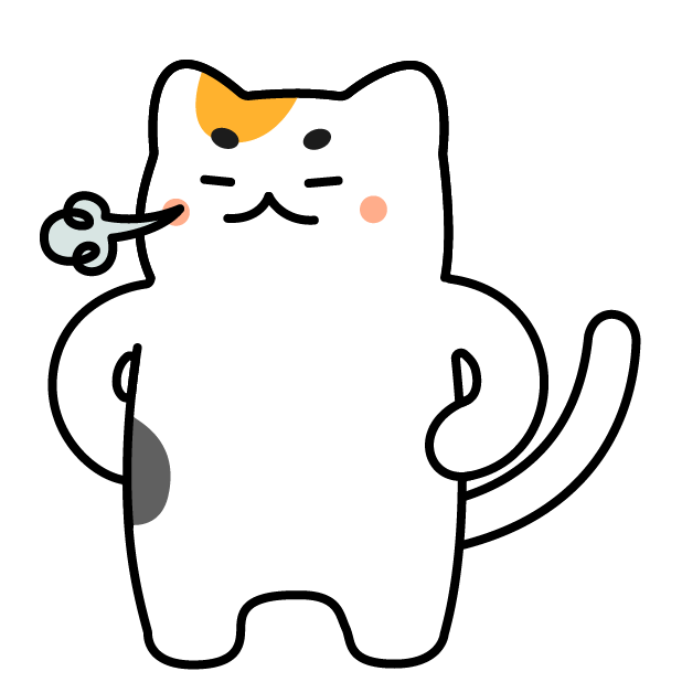 Nyamoonee's daily life Sticker messages sticker-6