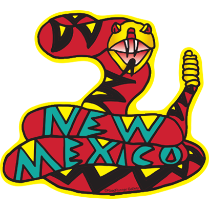Stickers for New Mexico messages sticker-3