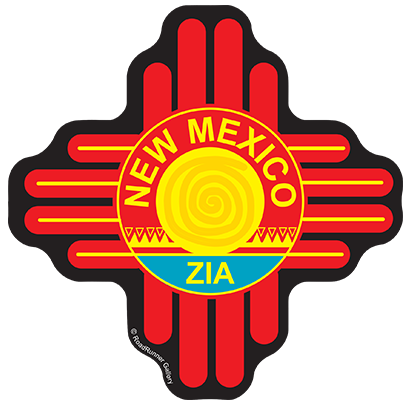 Stickers for New Mexico messages sticker-5