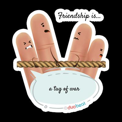 DuoBeat messages sticker-1