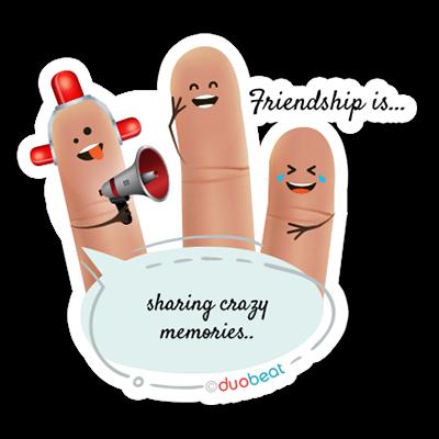DuoBeat messages sticker-3