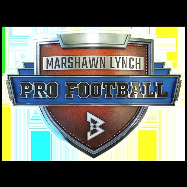 Marshawn Lynch Pro Football 19 messages sticker-4