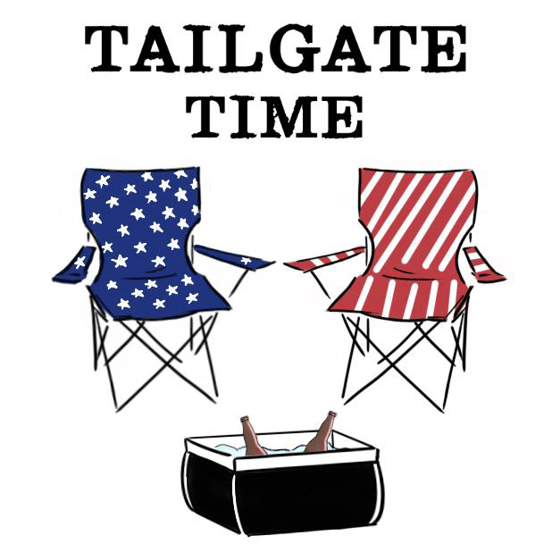 Tailgate Fest messages sticker-5