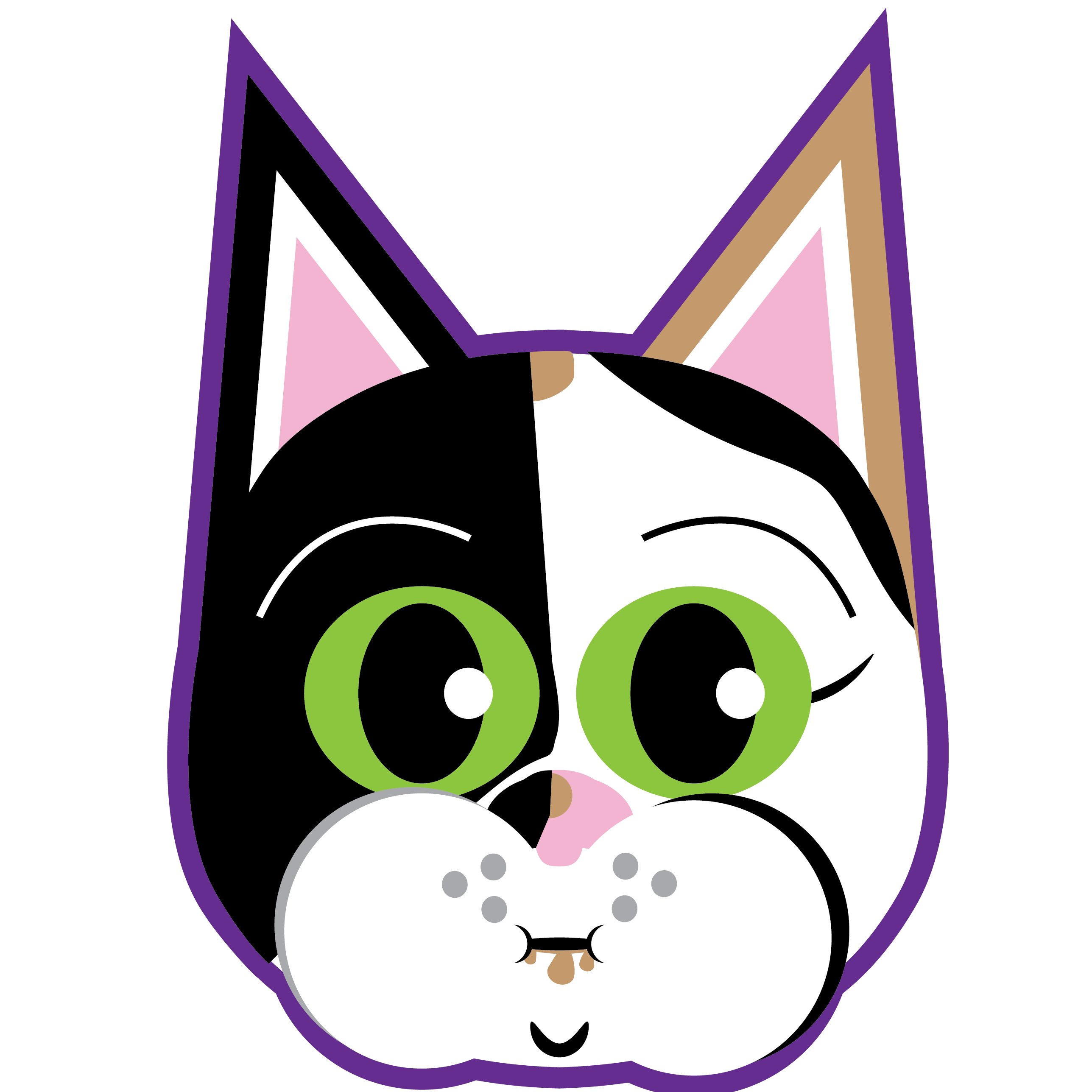 Priscilly Kitty messages sticker-5