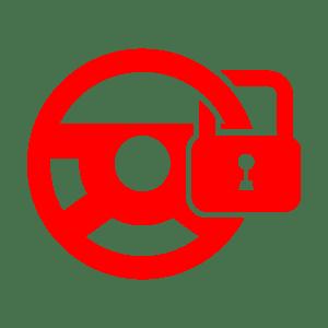 Car Dashboard Symbols messages sticker-5