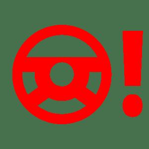Car Dashboard Symbols messages sticker-4