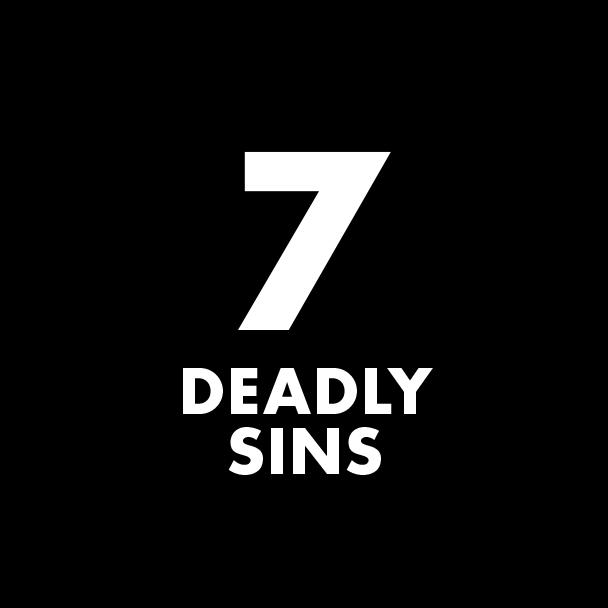 7 Deadly Sins - Stickers messages sticker-7