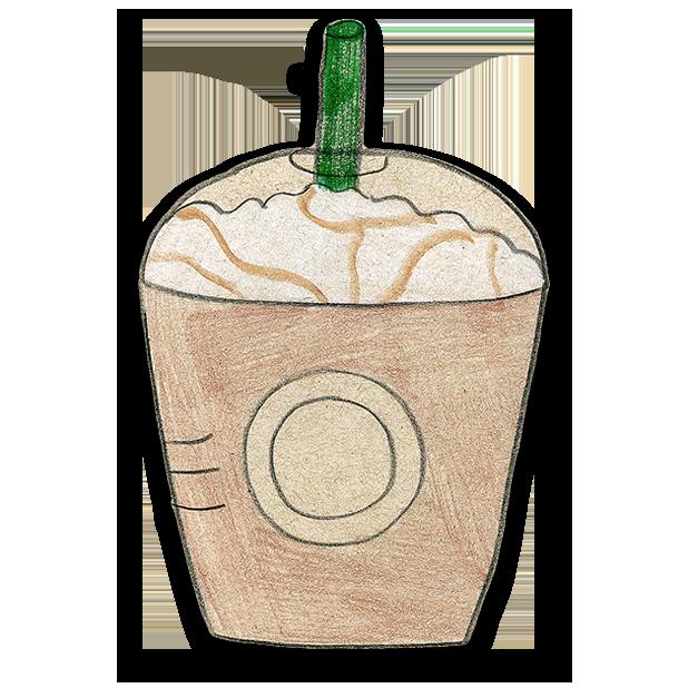 Kawaii! Coffee & Beverages messages sticker-5