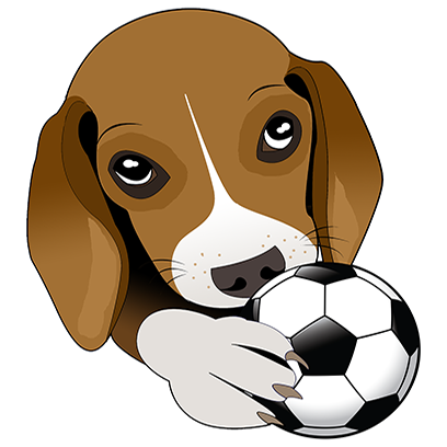 Beagle Bruno messages sticker-6