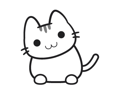 Emotional Cat Animated messages sticker-6