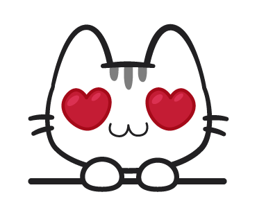Emotional Cat Animated messages sticker-10
