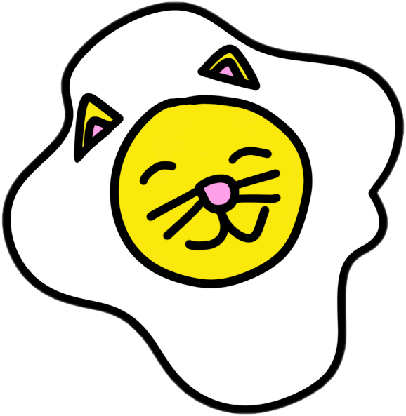 Cat Egg Sticker Pack messages sticker-6