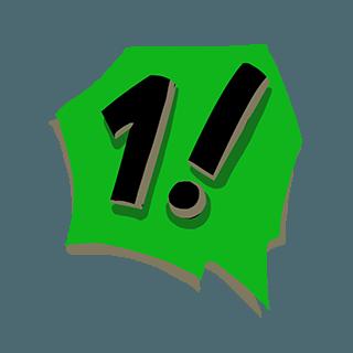 Comic Slangs messages sticker-0
