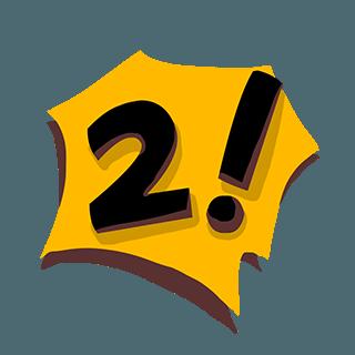 Comic Slangs messages sticker-1