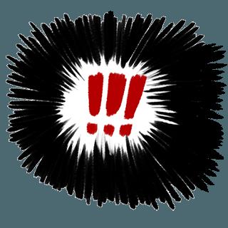 Comic Slangs messages sticker-3