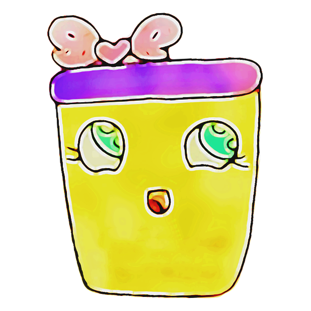 Kawaii! Ice Cream & Cake messages sticker-10