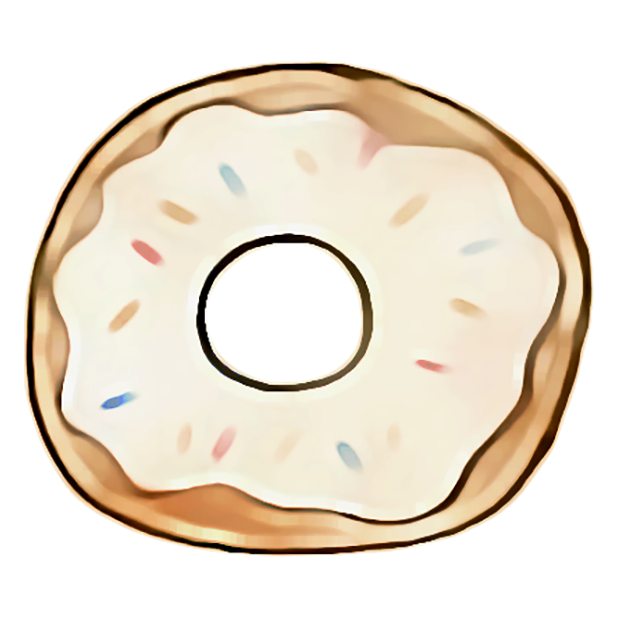 Kawaii! Donuts & Pastries messages sticker-10