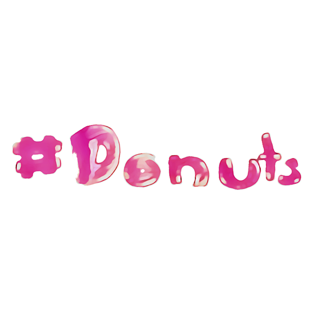 Kawaii! Donuts & Pastries messages sticker-0