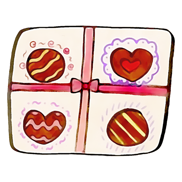Kawaii! Donuts & Pastries messages sticker-8
