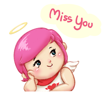 Love Cupid messages sticker-9
