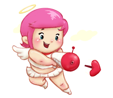 Love Cupid messages sticker-8