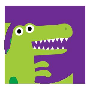 Noah's Ark Animalibrium - Kids messages sticker-6