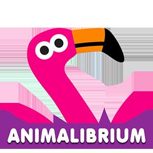 Animal Noah's Ark Animalibrium messages sticker-2