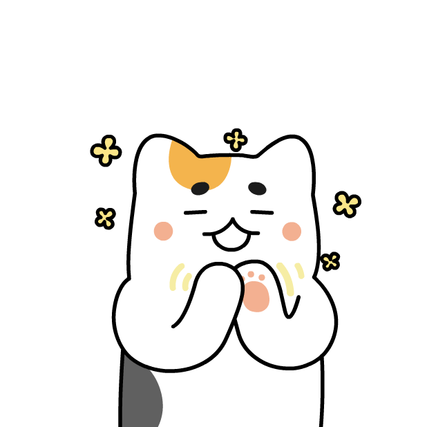 Nyamoonee's daily life messages sticker-10