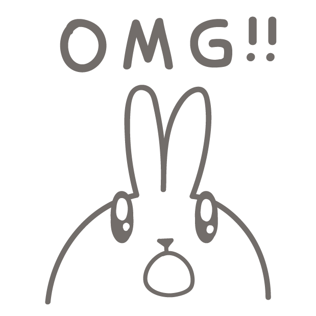 BunnyBunny-talking bunny messages sticker-11