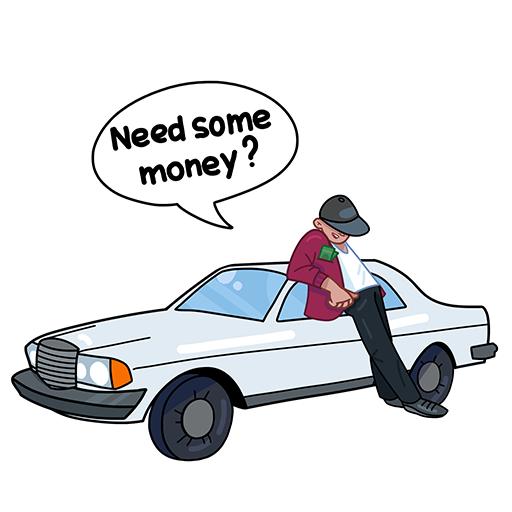 Anyride - Best ride fast! messages sticker-2