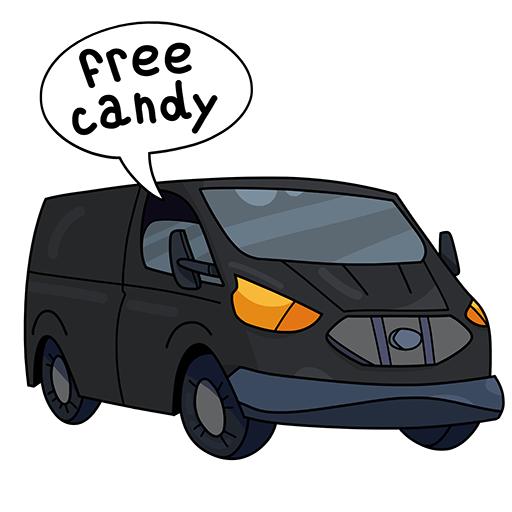 Anyride - Best ride fast! messages sticker-1