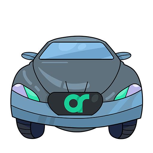 Anyride - Best ride fast! messages sticker-5
