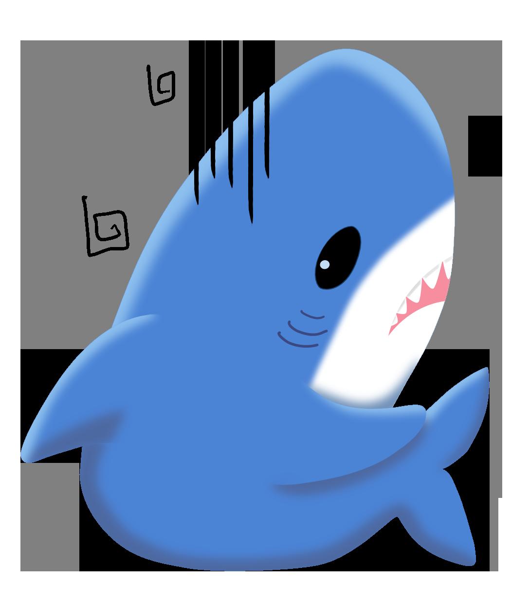 Shark Friends messages sticker-3