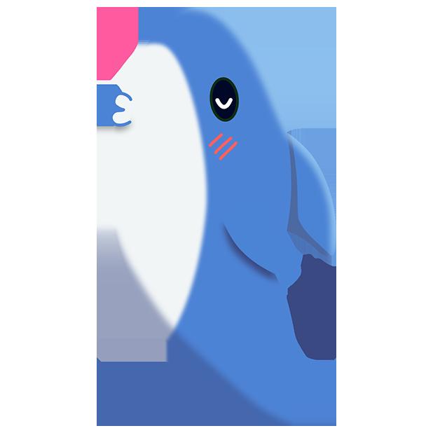 Shark Friends messages sticker-5