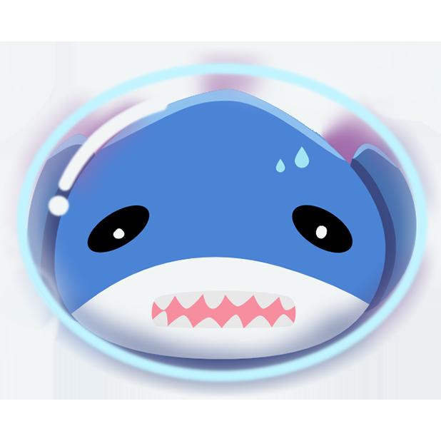 Shark Friends messages sticker-8