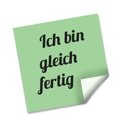 Stickers tagliches Einerlei messages sticker-5