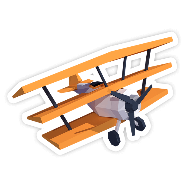 Idle Skies messages sticker-3