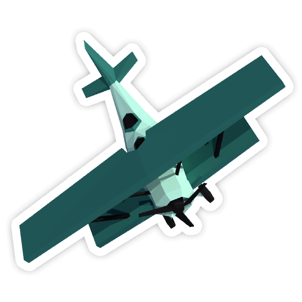 Idle Skies messages sticker-1