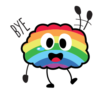 Proud LGBT messages sticker-2
