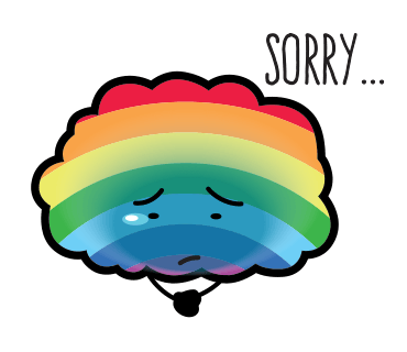 Proud LGBT messages sticker-9