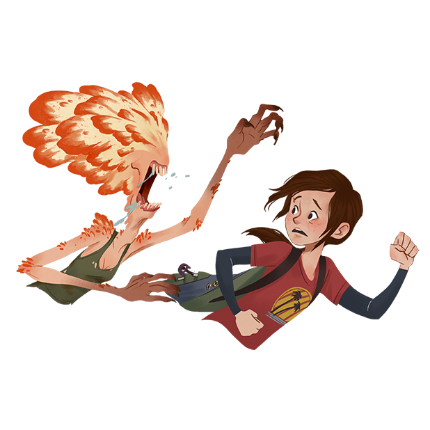 The Last of Us Stickers messages sticker-9